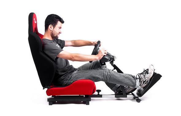 man-racing
